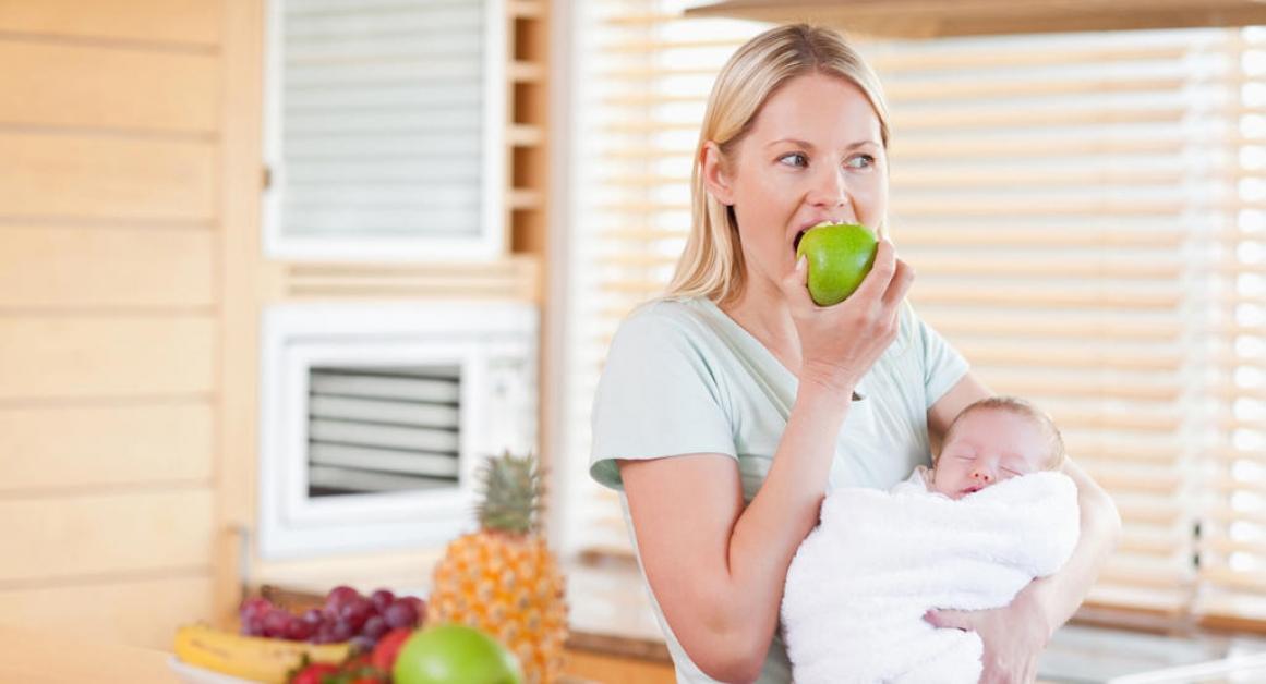 mama care alăptează trebuie să piardă în greutate